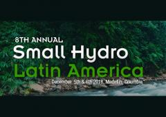 VAPTECH AT SMALL HYDRO LATIN AMERICA 2018