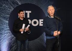 ВАПТЕХ получава две първи награди за ИТ проект за 2018 година