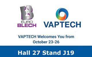 VAPTECH at EUROBLECH